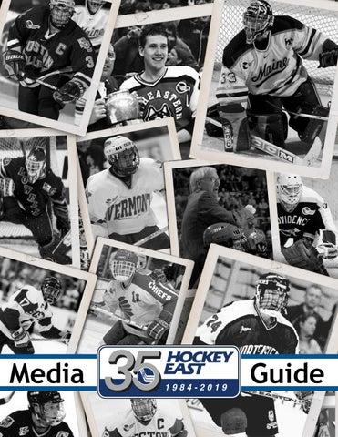 2dec1a264 2018-19 Men's Hockey East Media Guide by Hockey East Association - issuu