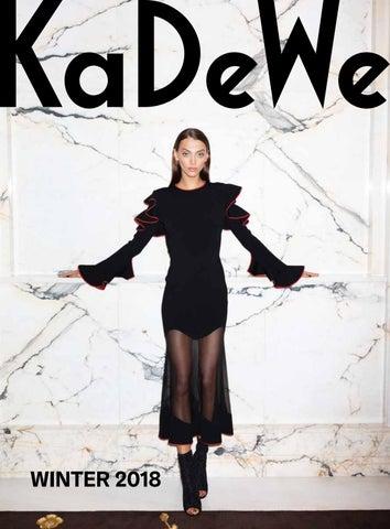 1537175a46836 KaDeWe Winter 2018 by KaDeWe Berlin - issuu