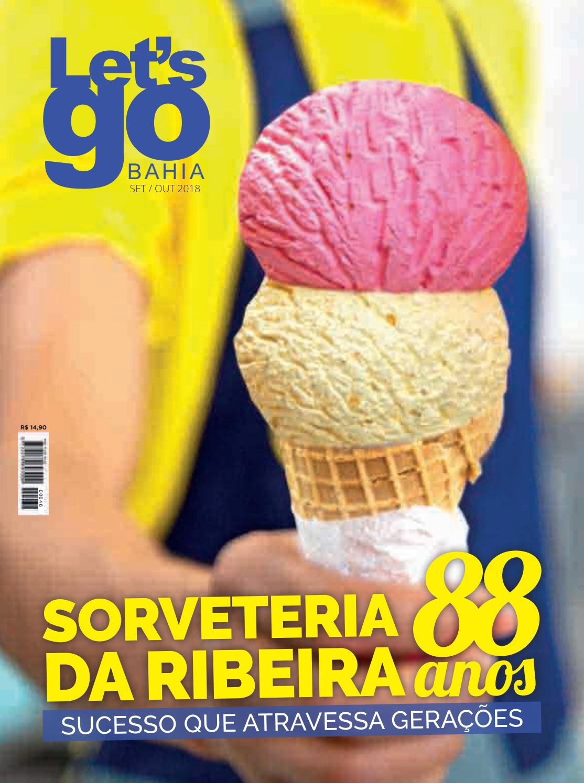 c88bbaafd Revista Let's Go Bahia - Edição 46 - Outubro e Novembro de 2018 by Revista  Let's Go Bahia - issuu
