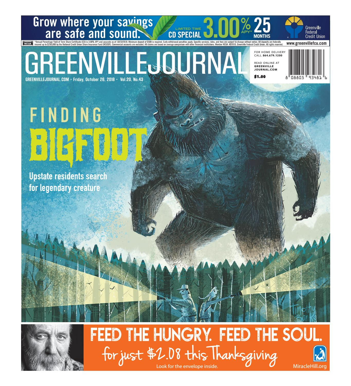 October 26 2018 Greenville Journal by munity Journals issuu