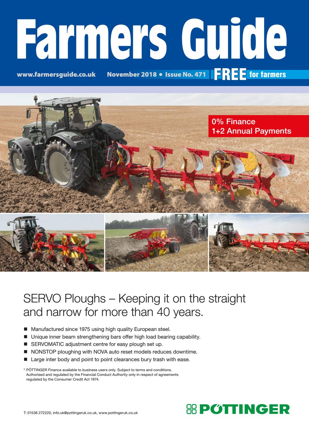 Farmers Guide November 2018 by Farmers Guide - issuu
