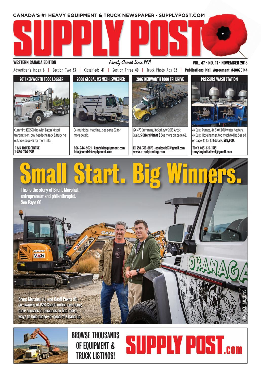 Supply Post West November 2018 by Supply Post Newspaper - issuu