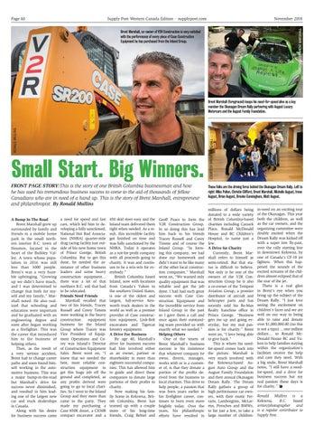 Page 60 of Small Start. Big Winners.
