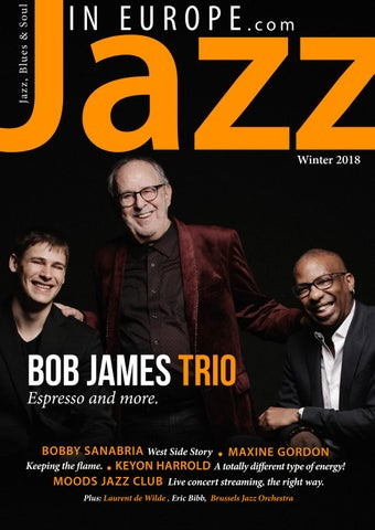 Jazz In Europe Magazine - Winter 2018 by Jazz In Europe - issuu