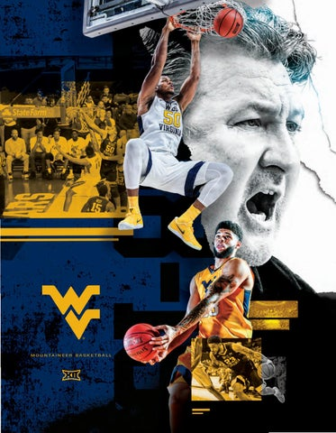 2018-19 WVU Men's Basketball Guide by Joe Swan - issuu