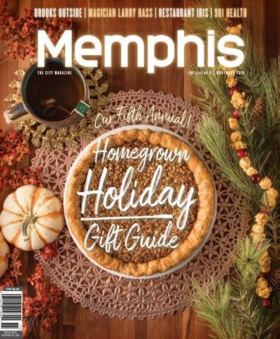Memphis Magazine November 2018 By Contemporary Media Issuu