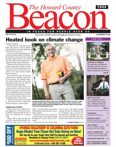 November 2018 Howard County Beacon By The Beacon Newspapers Issuu