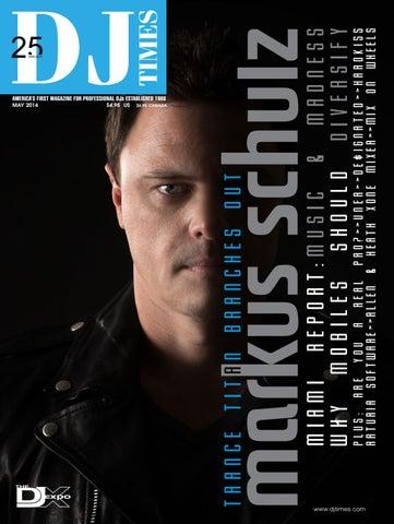 DJ Times May 2014, Vol 27 No 5 by DJ Times Magazine - issuu