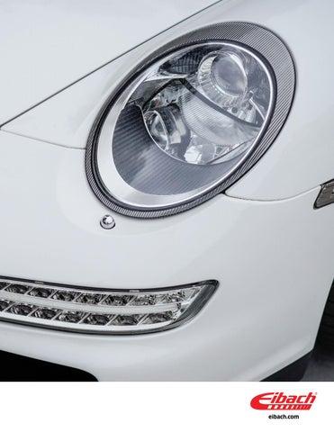 Eibach Pro-Kit Lowering Springs E10-72-014-04-22 Porsche Macan
