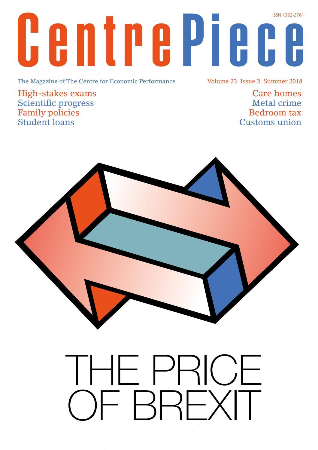 CentrPiece Vol 23 Issue 2