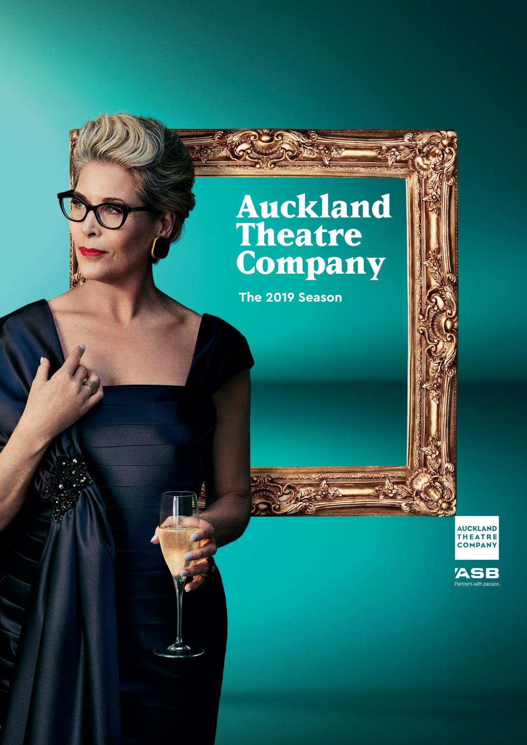 Auckland Theatre Company 2019 season brochure by Auckland Theatre