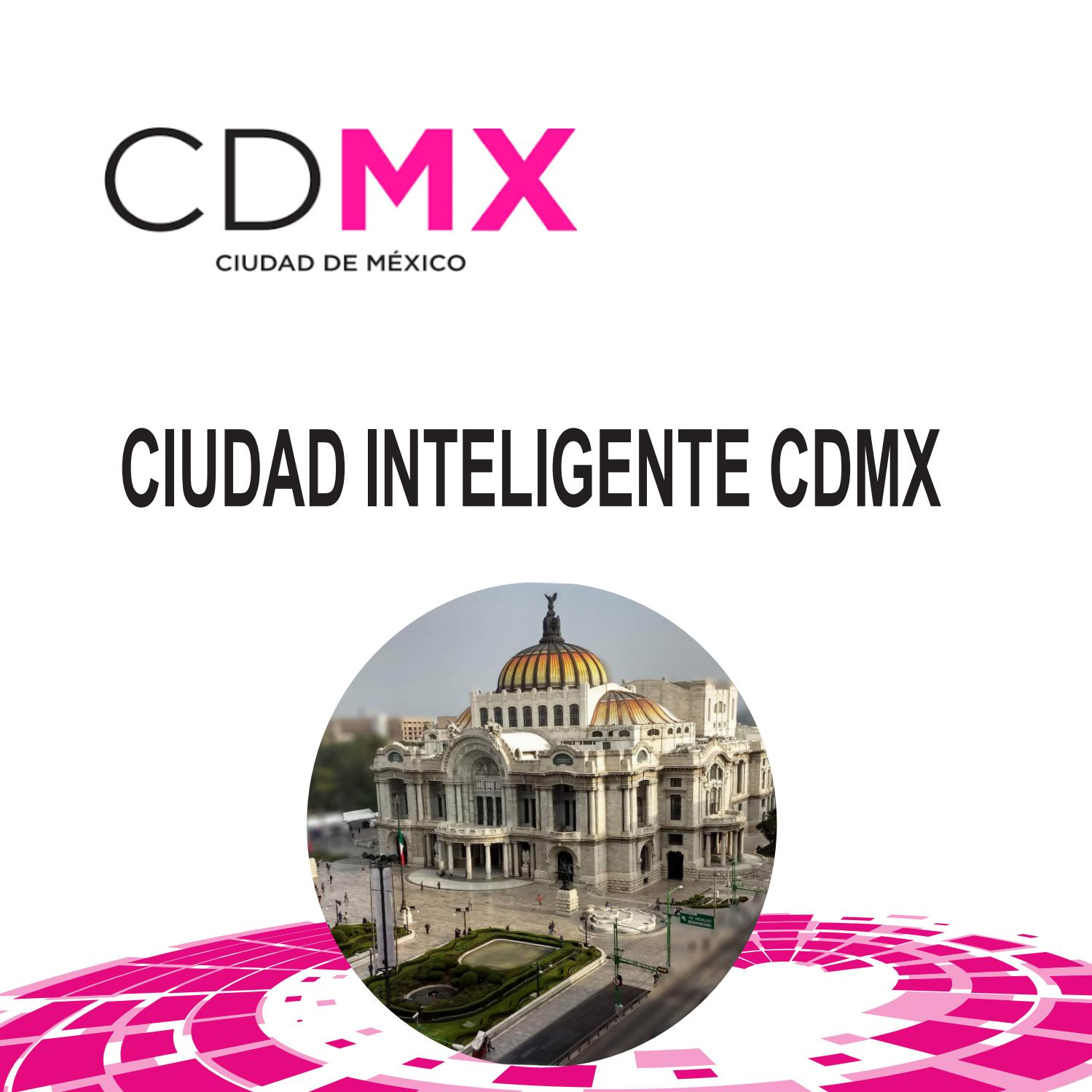 Ciudad Inteligente Cdmx By Dggticom Issuu