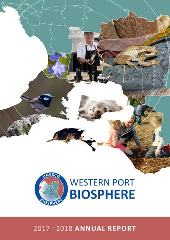 western port biosphere annual report 2018 by grendesign issuu