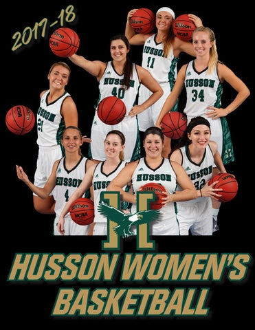 e303de9fba20b 2017-18 Husson Women's Basketball Media Guide by Husson Eagles - issuu