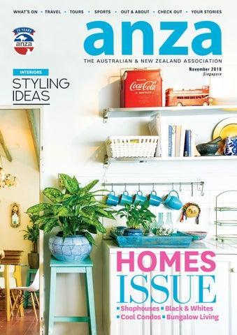 ANZA Magazine November 2018 by ANZA Singapore - issuu 5280da747bc