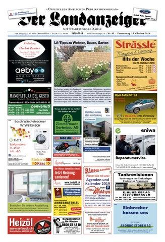 Der Landanzeiger 47/16 by ZT Medien AG - issuu