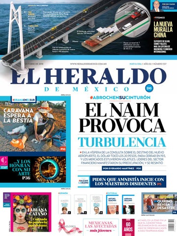 25 de octubre de 2018 by El Heraldo de México - issuu c70beae8a4dcd