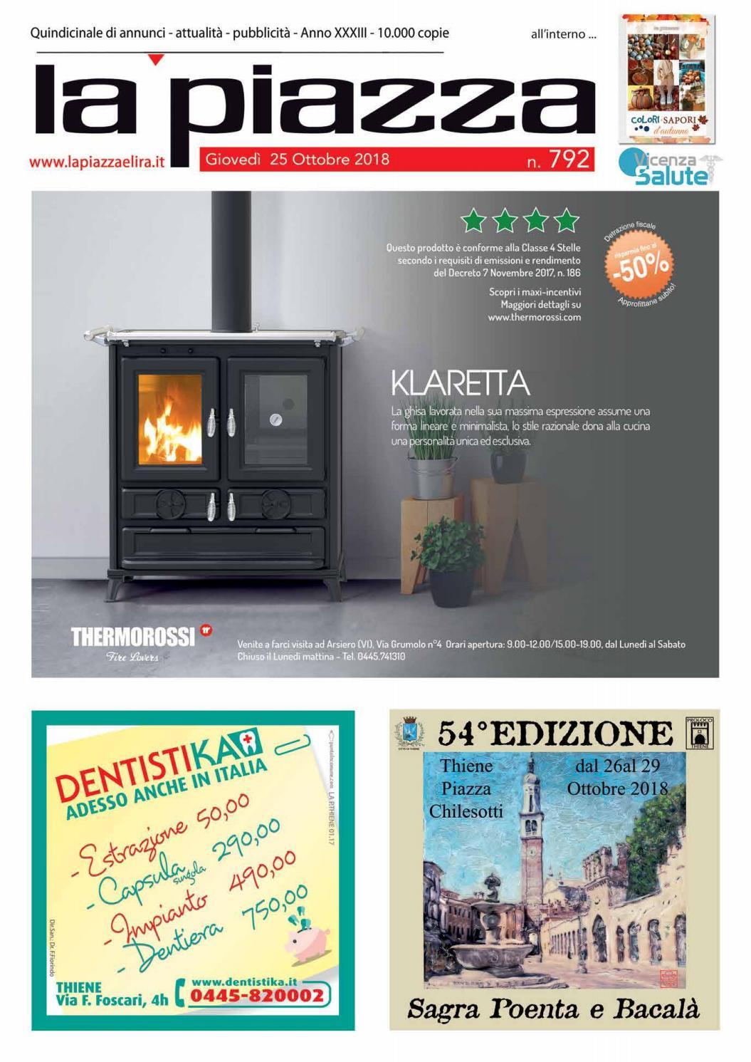 La Piazza n 792 by Pubblistudio Pubblicità srl - issuu bf413507d2b