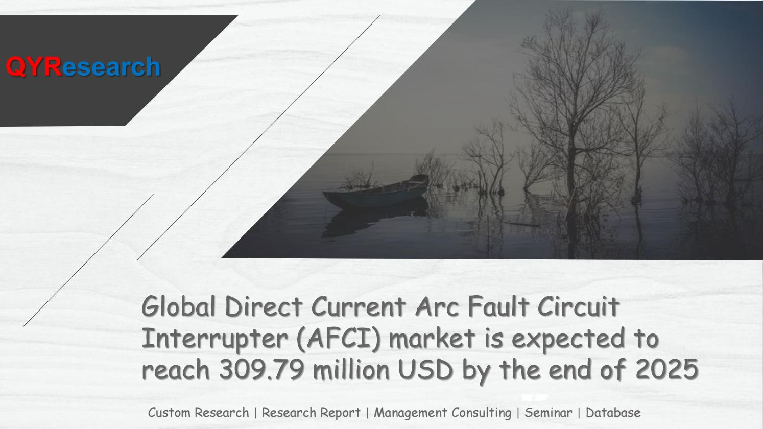 Global Direct Current Arc Fault Circuit Interrupter Afci Market Is Fact Sheet The An Expected To Reach 30979 Millio By Qyresearch Issuu