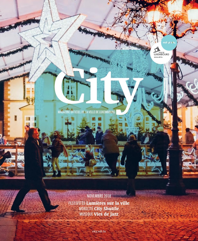 City Novembre 2018 By Maison Moderne Issuu