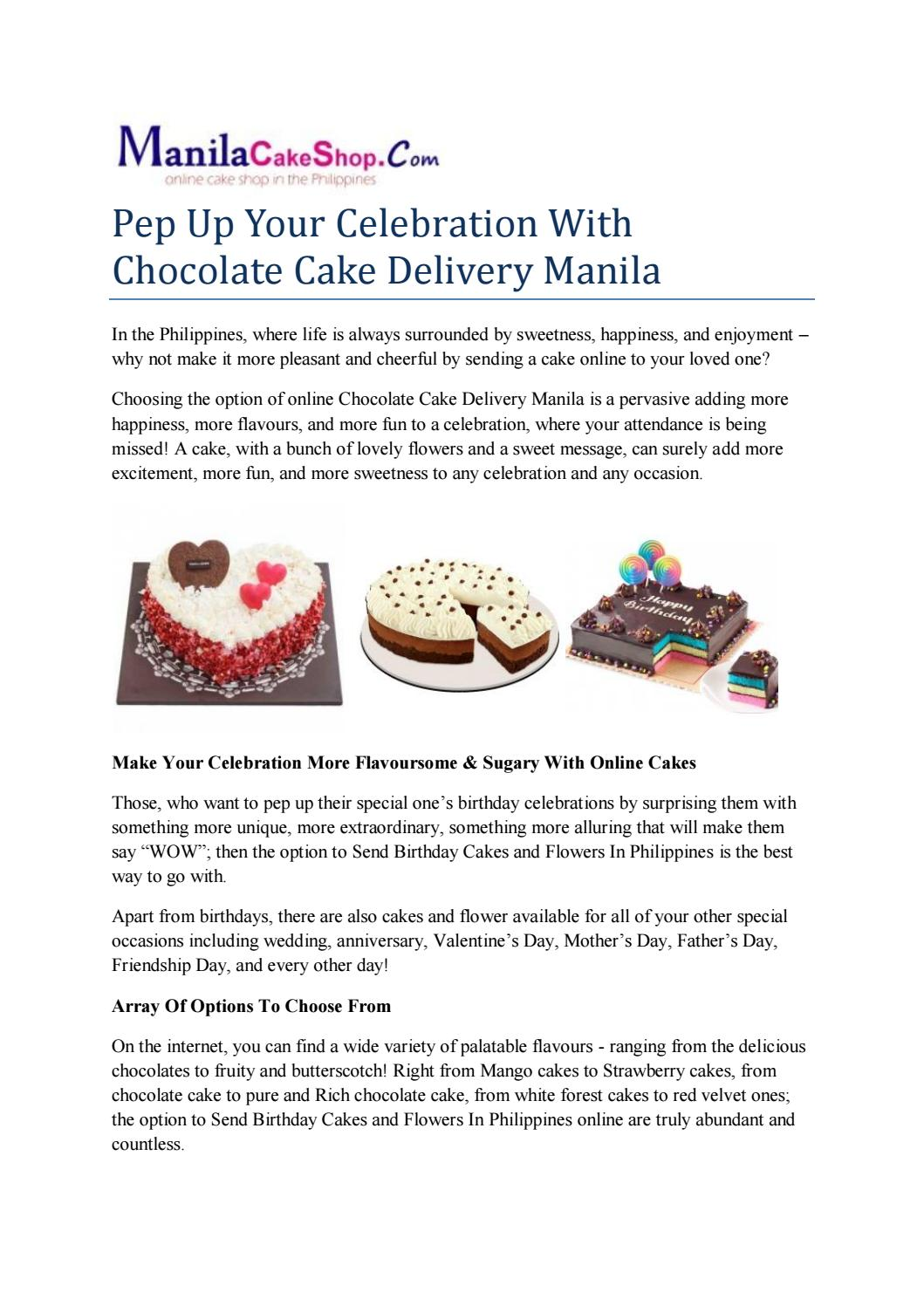 Cool Send Birthday Cakes And Flowers In Philippines By Manilacakeshop Funny Birthday Cards Online Inifodamsfinfo