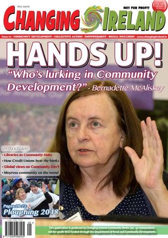 Image result for bernadette mcaliskey world community development conference