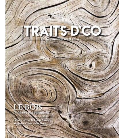 Traits D'co Hors 2018 By Bois Dco Série N1 Magazine Octobre q4R3AL5jcS