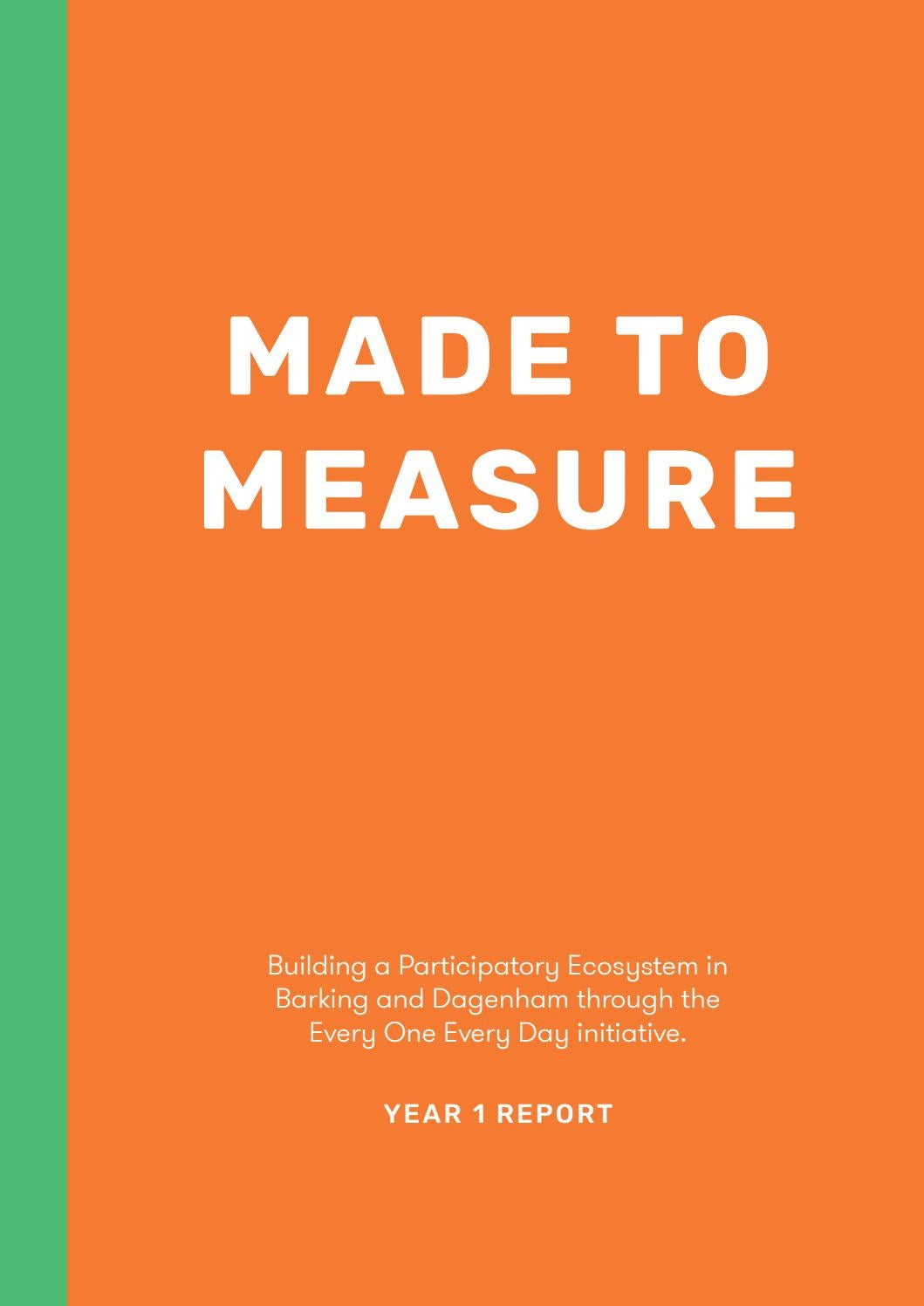 Made to Measure by Participatory City - issuu