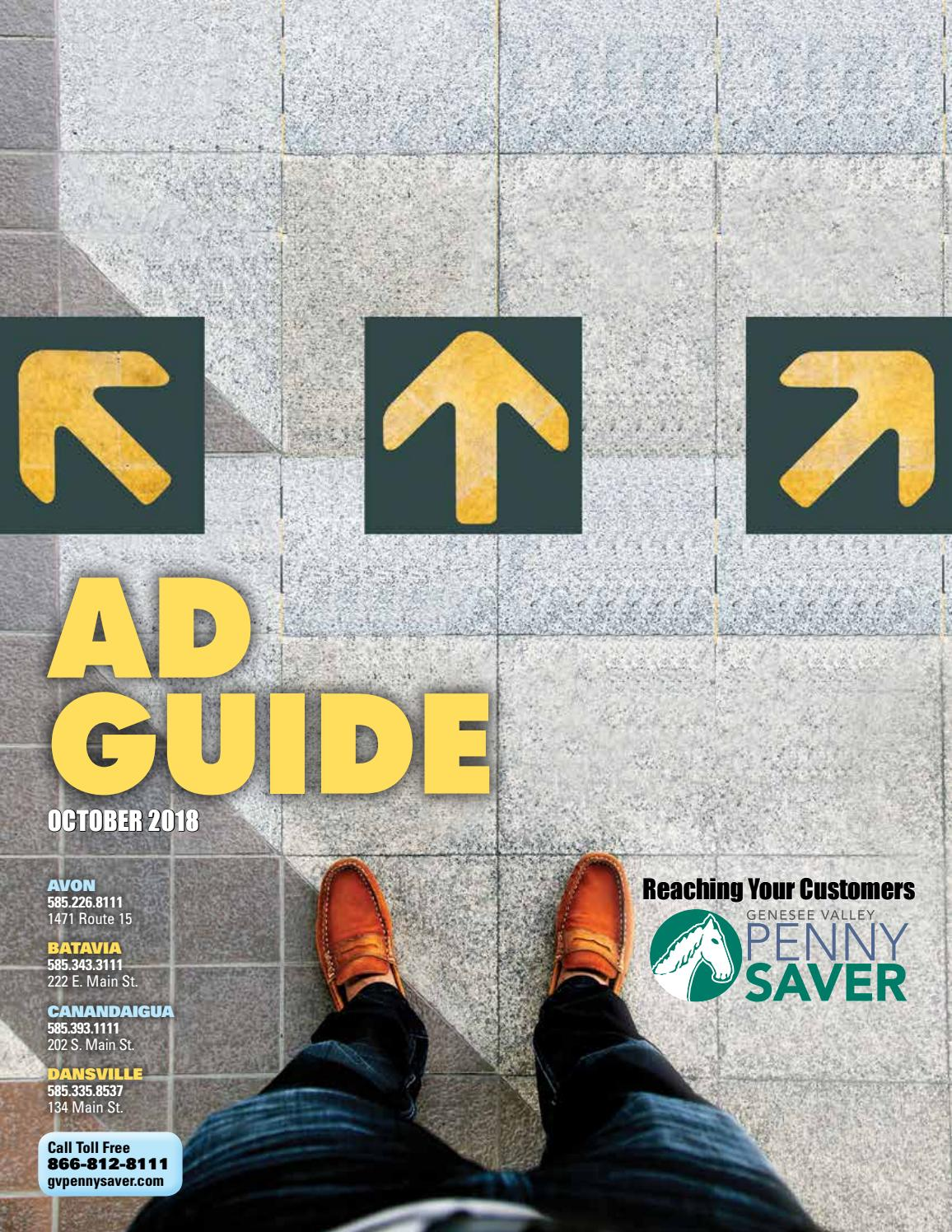 73dc29ce855 GVPS Ad Guide by Genesee Valley Publications - issuu