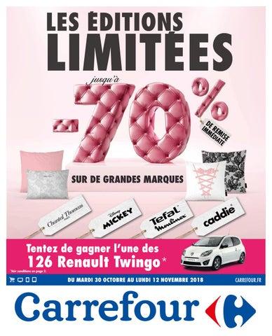 Monsieurechantillonscom Catalogue Carrefour By