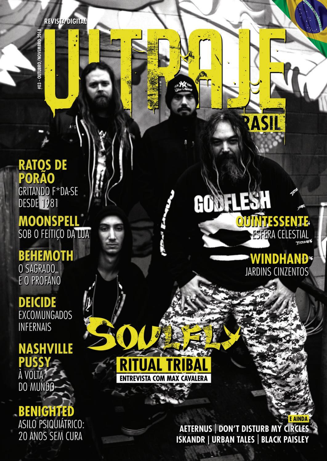 11f3e432fe Ultraje Brasil  03 (Outubro Novembro 2018) by Ultraje - issuu