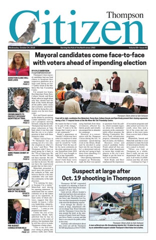 October 24 2018 by Thompson Citizen - issuu 84f66697116