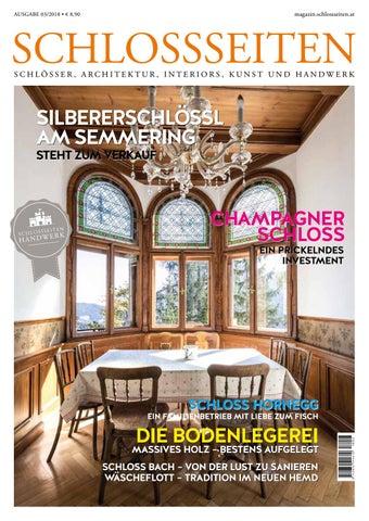 Schlossseiten Magazin Herbst 2018 by Schlossseiten - issuu