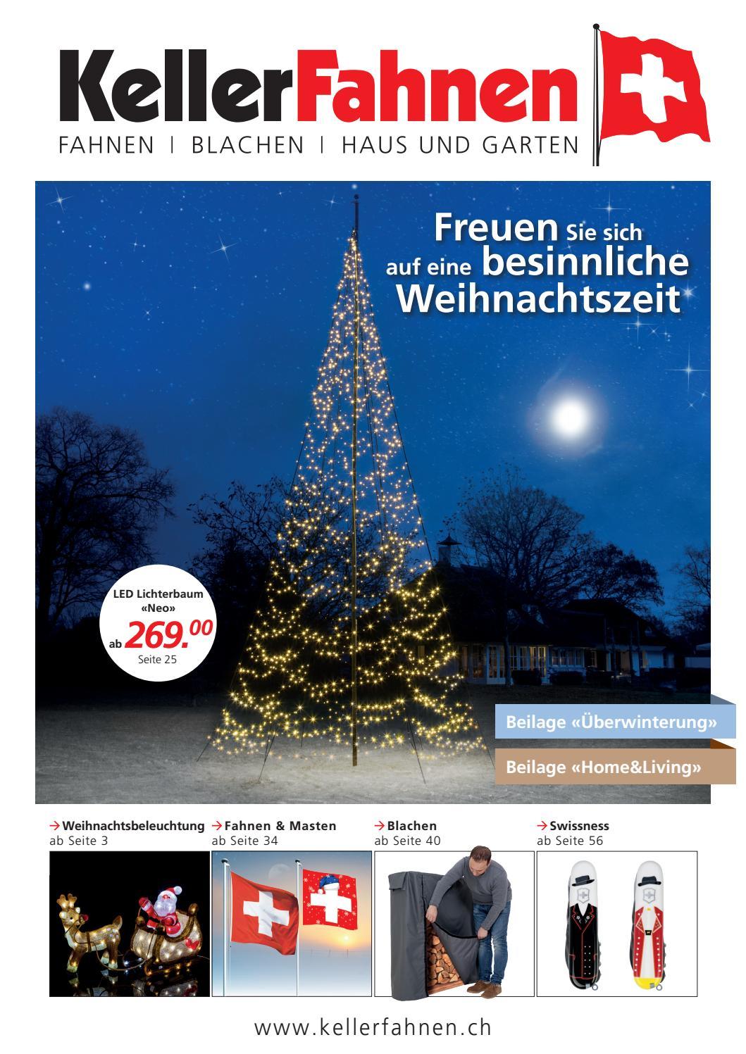 Ab Wann Weihnachtsbeleuchtung.Blätterkatalog 11 2018 Deutsch By Keller Fahnen Ag Issuu