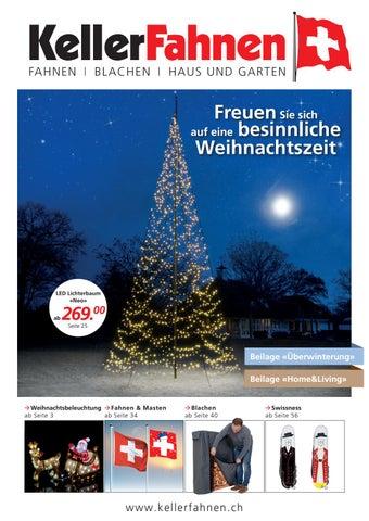 Weihnachtsbeleuchtung Rentier Beweglich.Blätterkatalog 11 2018 Deutsch By Keller Fahnen Ag Issuu