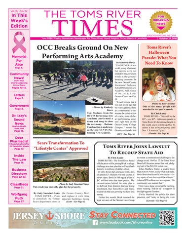 5aa42249761 2018-10-27 - The Toms River Times by Micromedia Publications Jersey ...