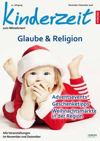Tannenbaum Selber Schlagen Bremen.Kinderzeit November Dezember 2018 By Verlag Aus Bremen Issuu