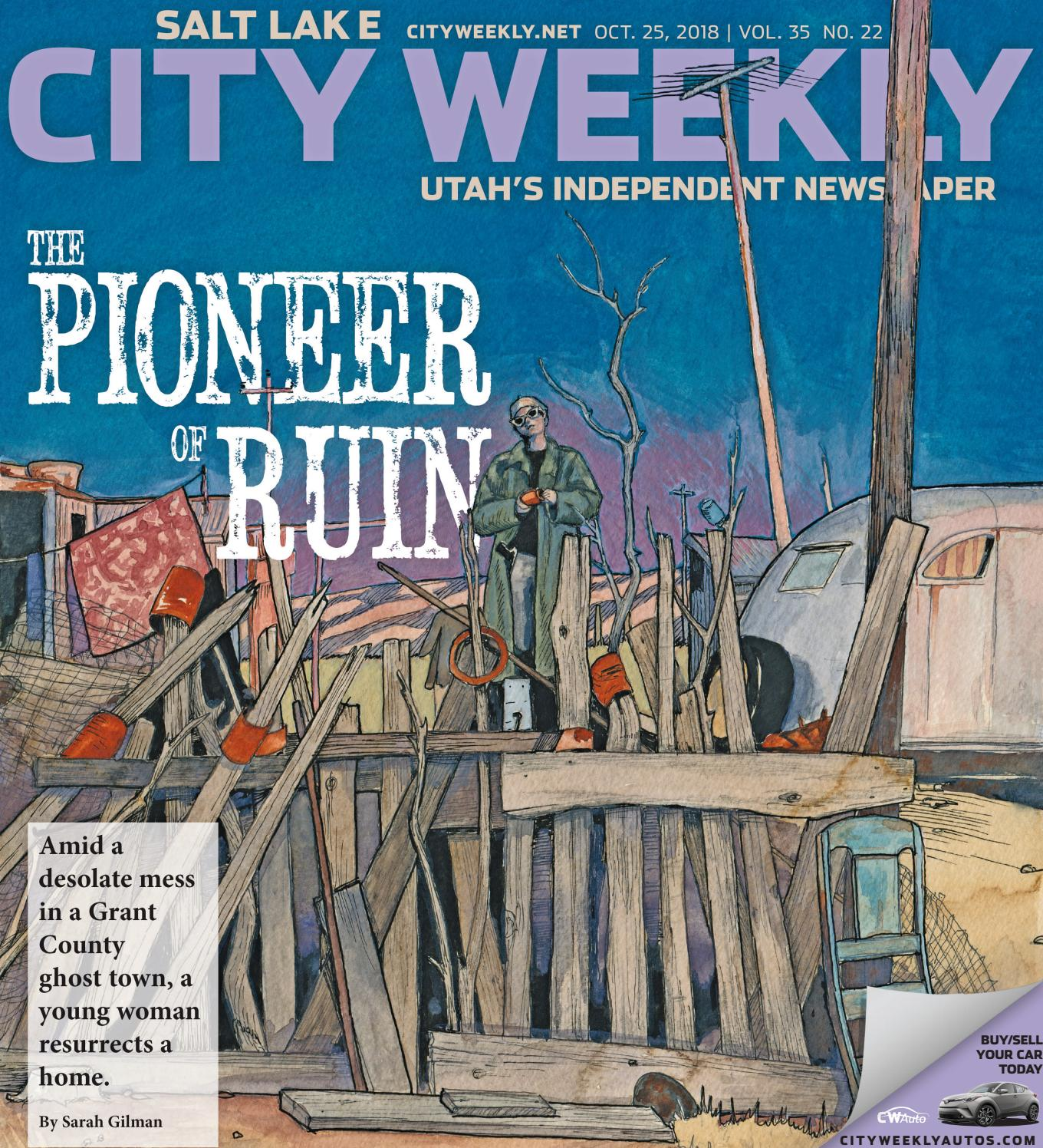 City Weekly October 25, 2018 by Copperfield Publishing - issuu