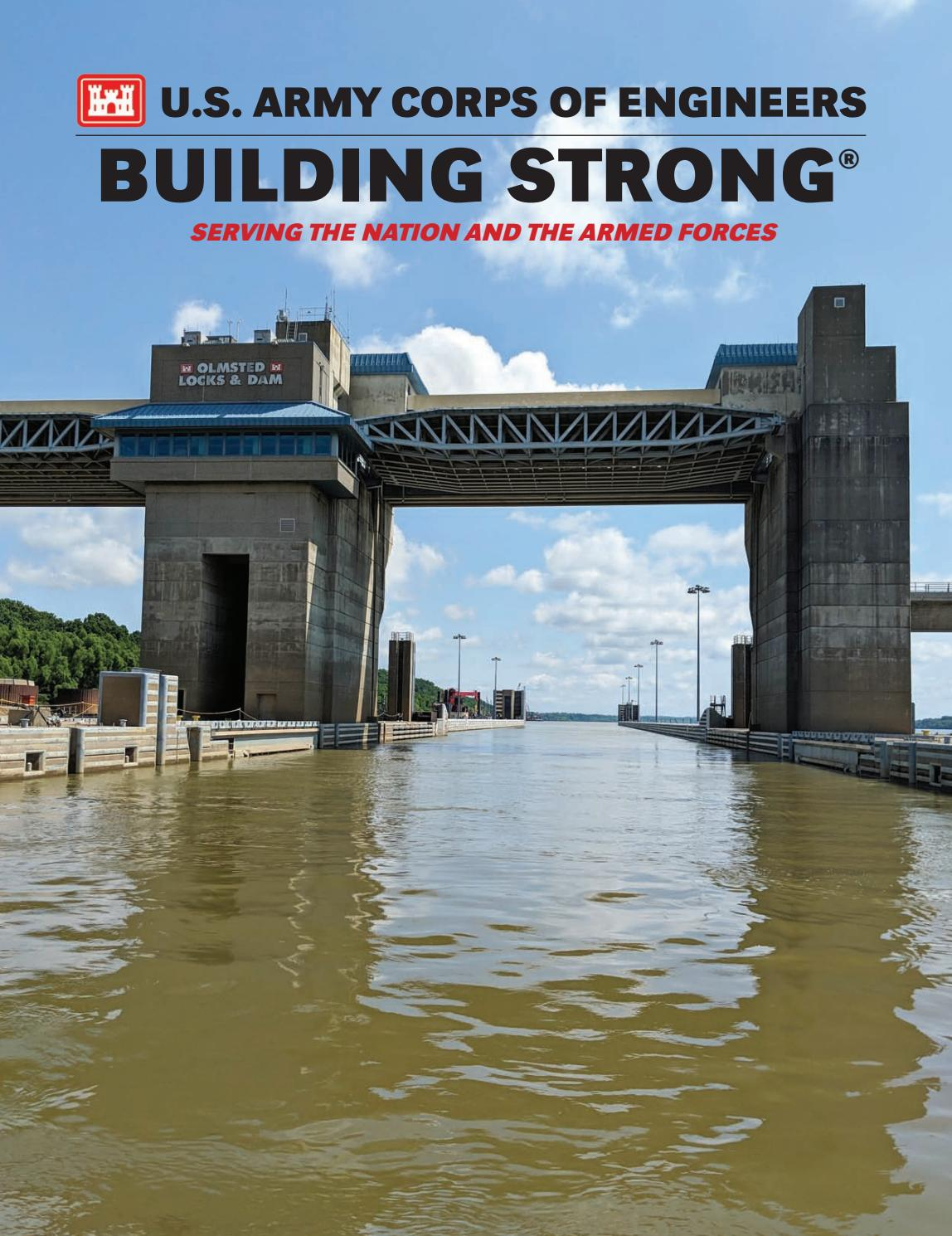 U S  Army Corps of Engineers: Building Strong 2018-2019 by