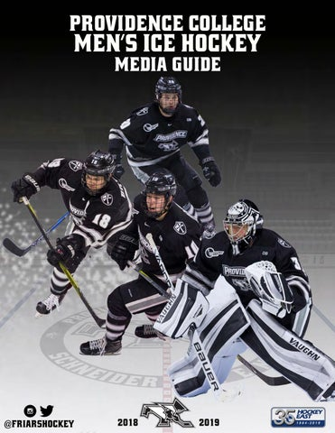 fe278d9b6 2018-19 Providence College Men's Hockey Media Guide by Providence ...