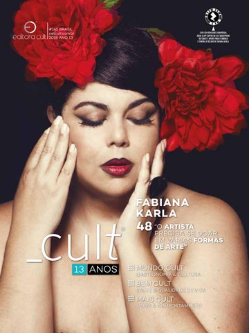 f07c0411c Cult 145  Fabiana Karla by Revista Cult - issuu