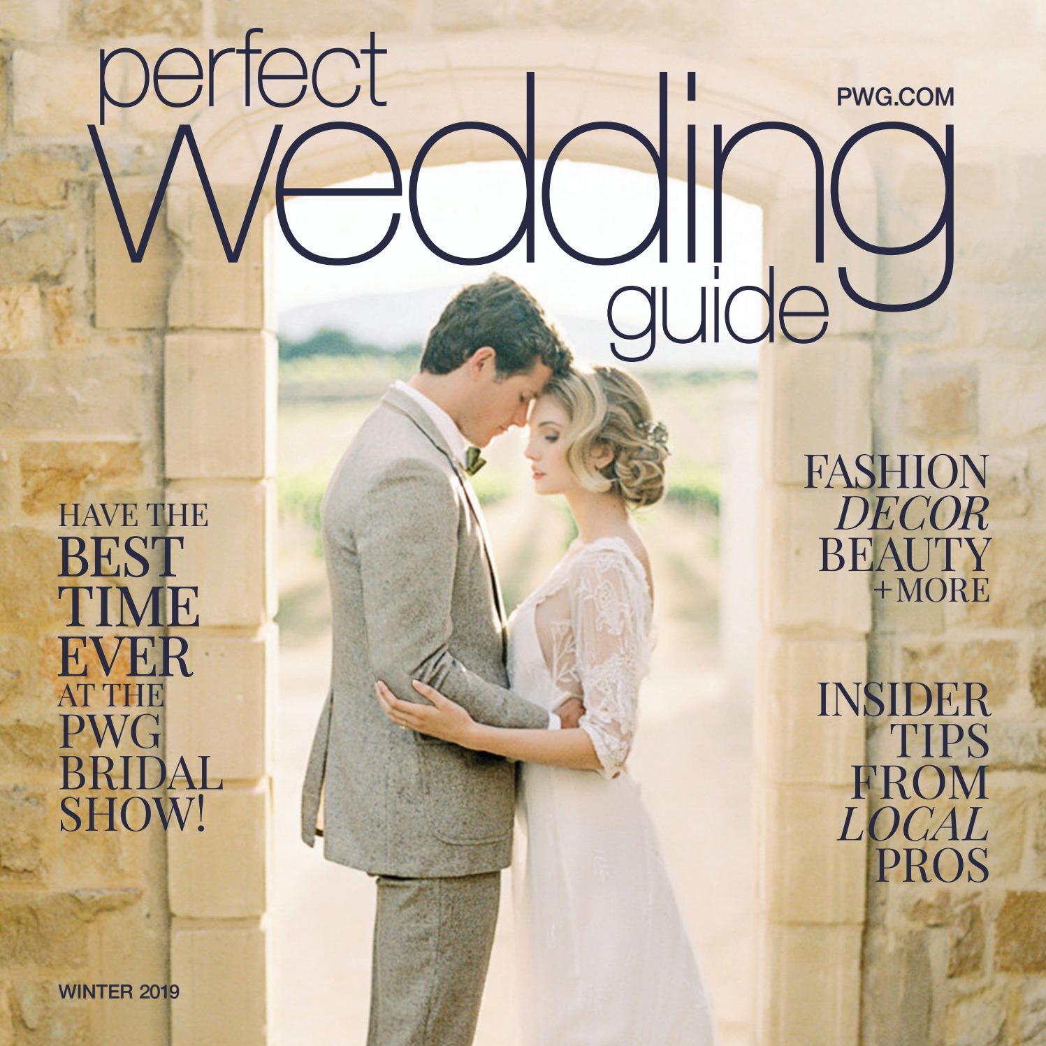 Perfect Wedding Wedding Sacramento Winter 2018 by Perfect Wedding ...