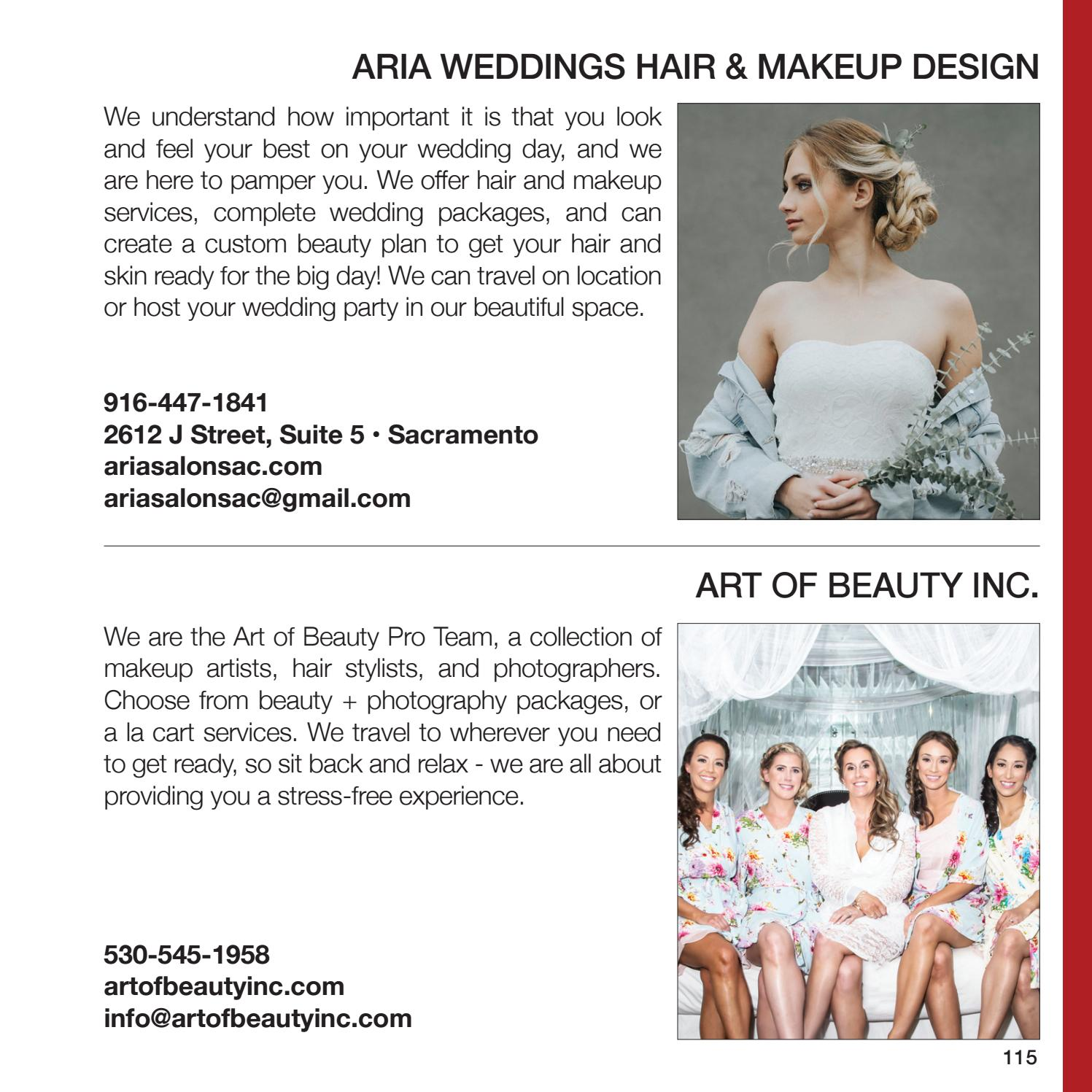 Wedding Hair And Makeup Packages