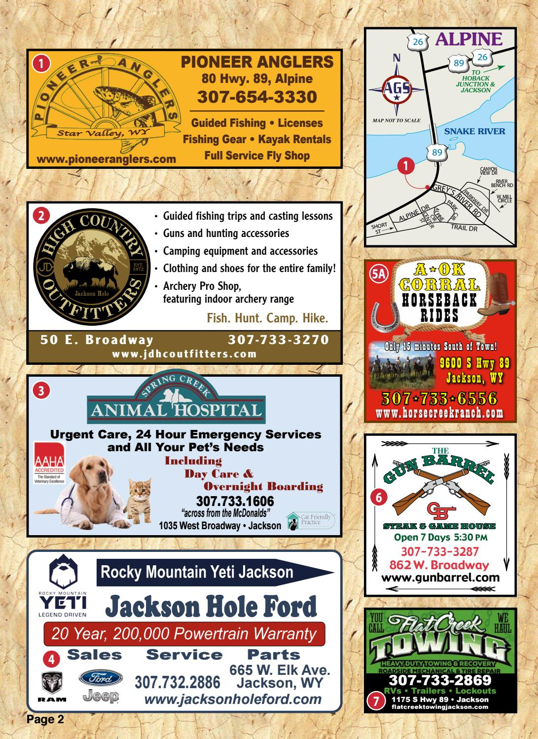 The Virginian Lodge RV Park by AGS/Texas Advertising - issuu