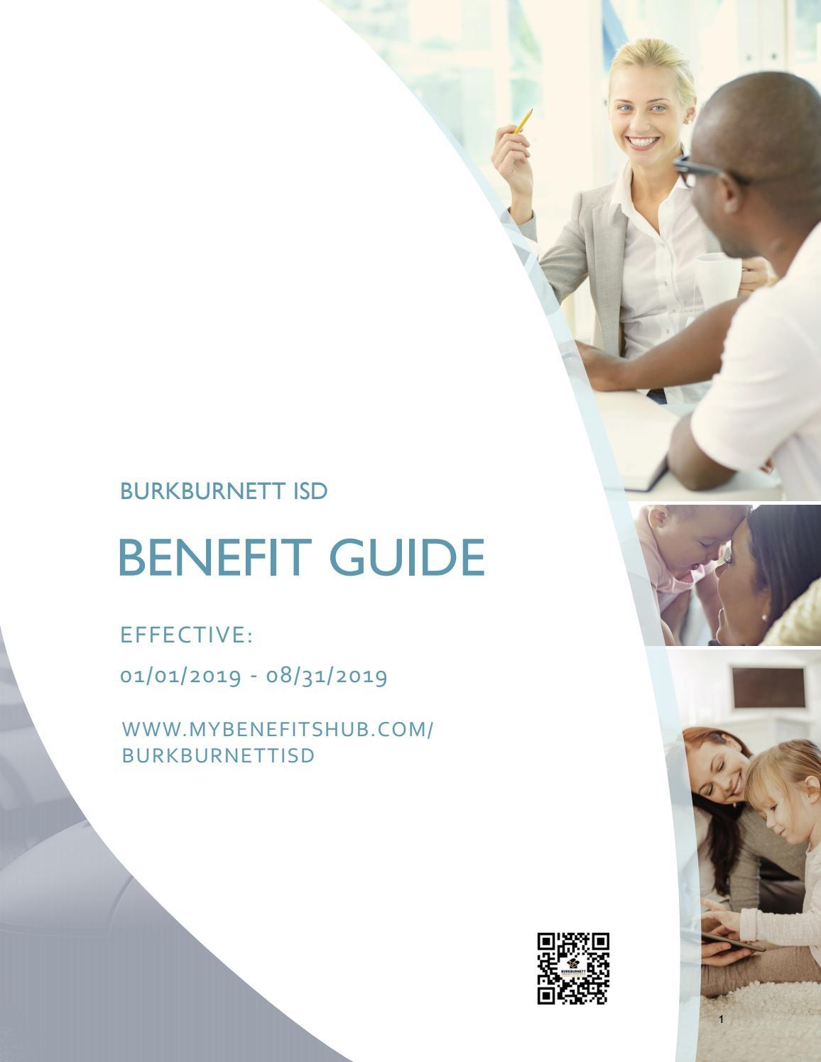 2019 Benefit Guide Burkburnett ISD by FBS - issuu