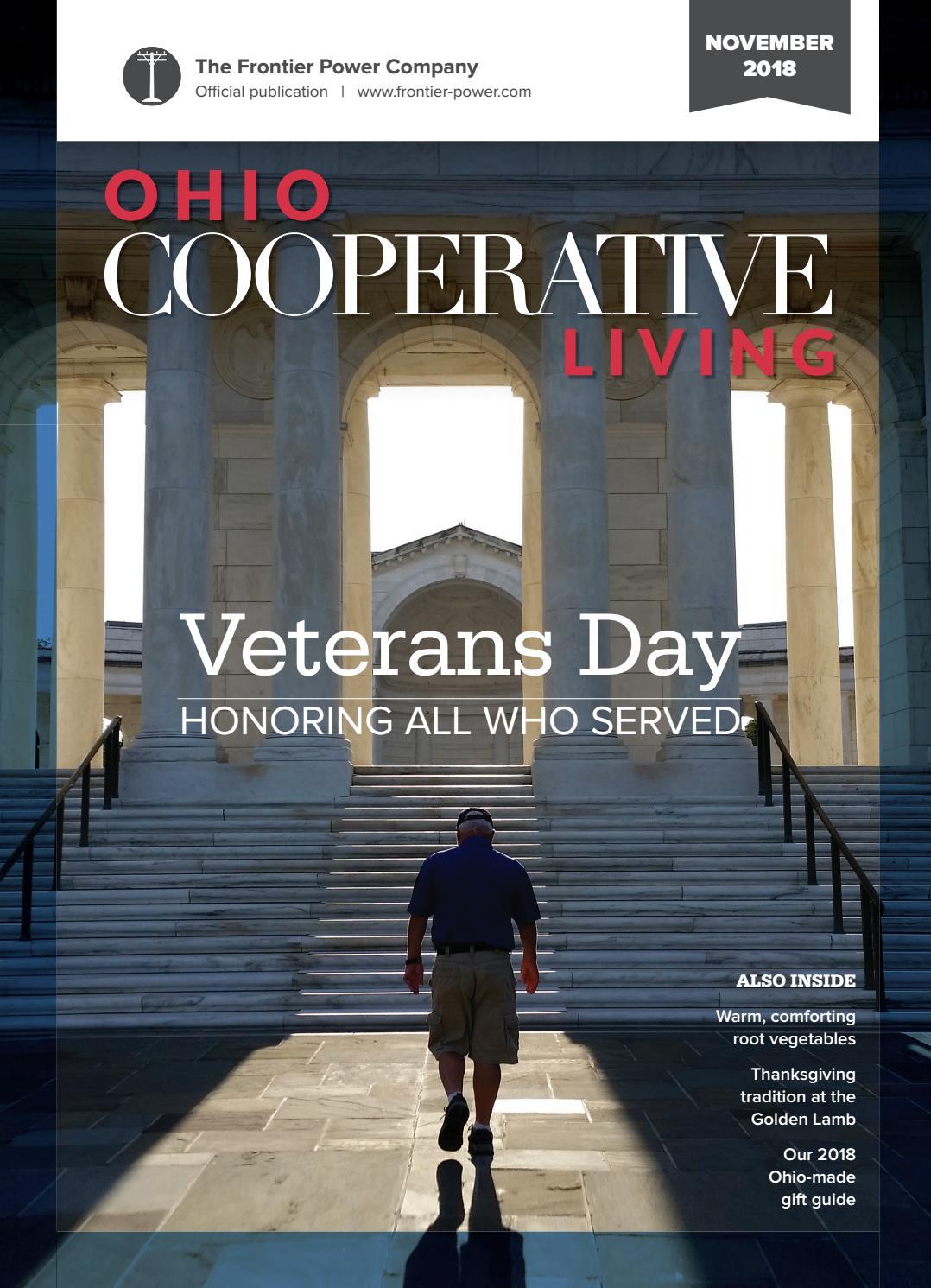 Ohio Cooperative Living - November 2018 - Frontier by Ohio