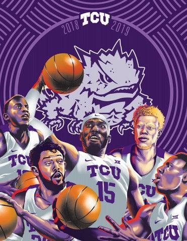 8e24ee5e510 2018-19 TCU Men's Basketball Fact Book by TCU Athletics - issuu