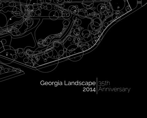 Georgia Landscape Magazine 2014 by UGA College of