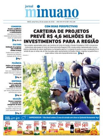 942ea7a015 20181026 by Jornal Minuano - issuu