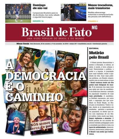 db69ba4f0a PDF da edição 257 do Brasil de Fato MG by Brasil de Fato MG - issuu